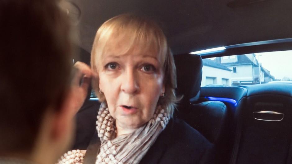 Video-Tagebuch von Hannelore Kraft
