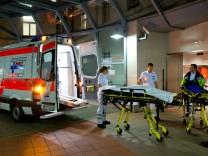 Notaufnahme des Klinikums der Universität München