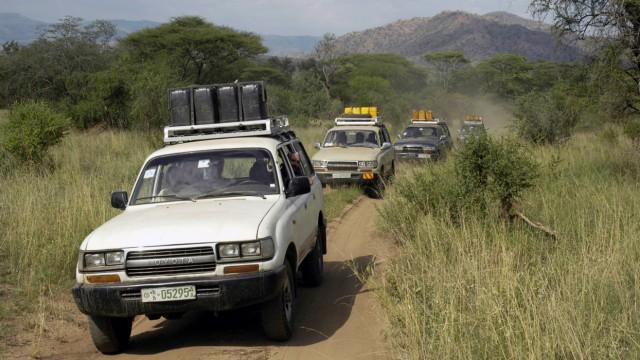 Toyota Land Cruiser Geländewagen-Klassiker