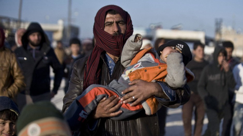 Krieg in Syrien Krieg