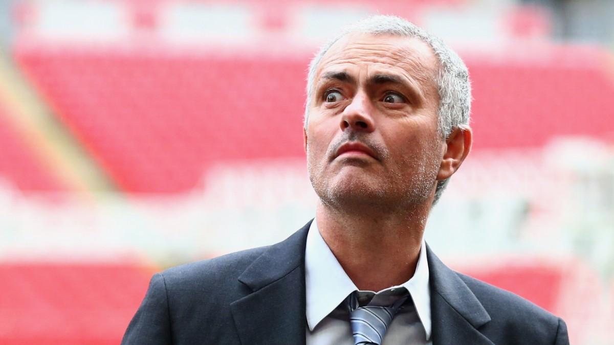 Mourinho unterschreibt bei Manchester United