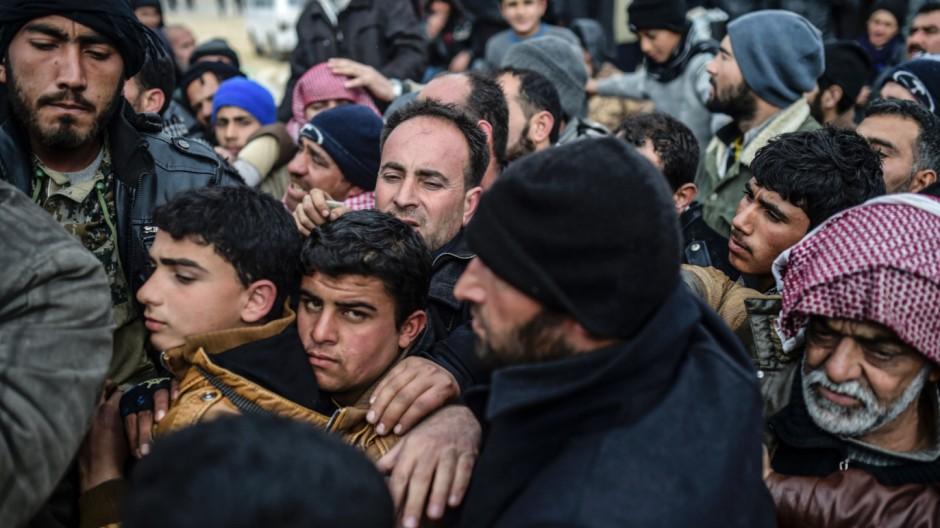 Syrien Krieg in Syrien