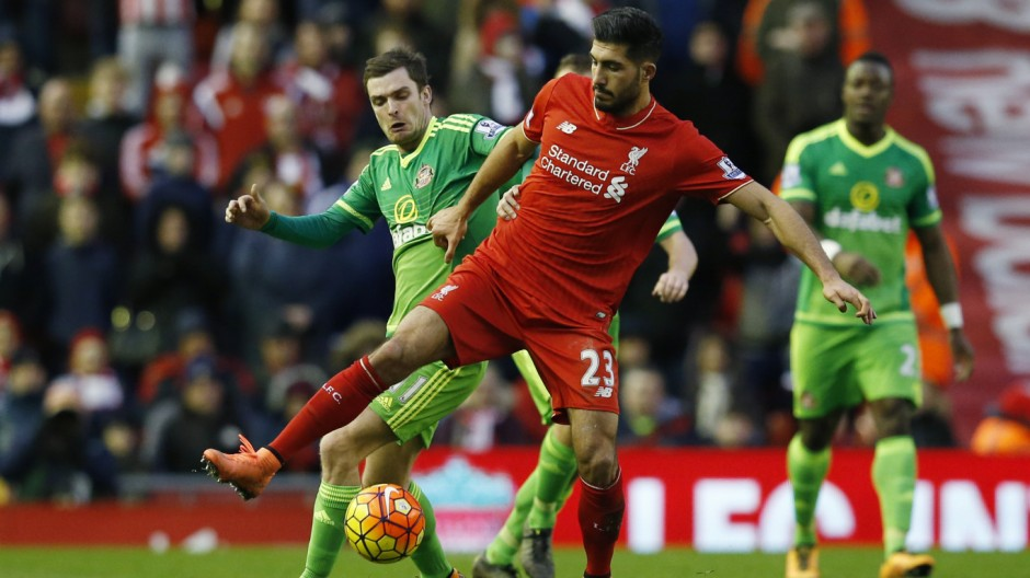 Liverpool v Sunderland - Barclays Premier League