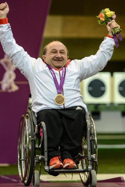 Sportschütze Josef Neumaier Olympia London 2012 Imago Xinhua Wang Haofei