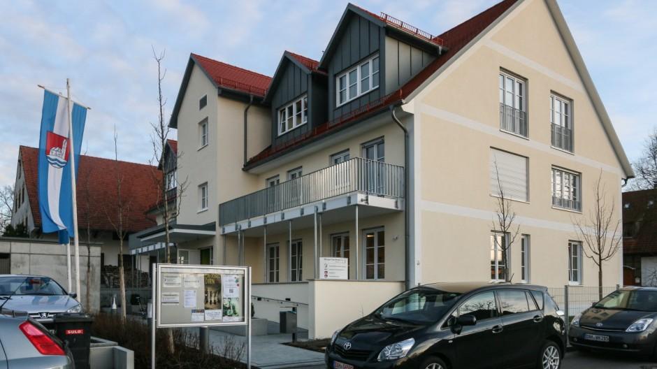 Einweihung Bruggerhaus