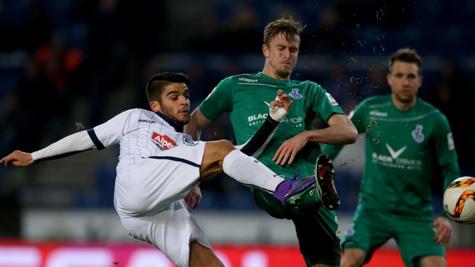Arminia Bielefeld v MSV Duisburg - 2. Bundesliga