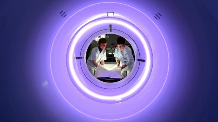 Neues CT-Gerät im Universitätsklinikum Jena