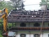 Schneizlreuth:Geschäftsführer von Gästehaus verhaftet