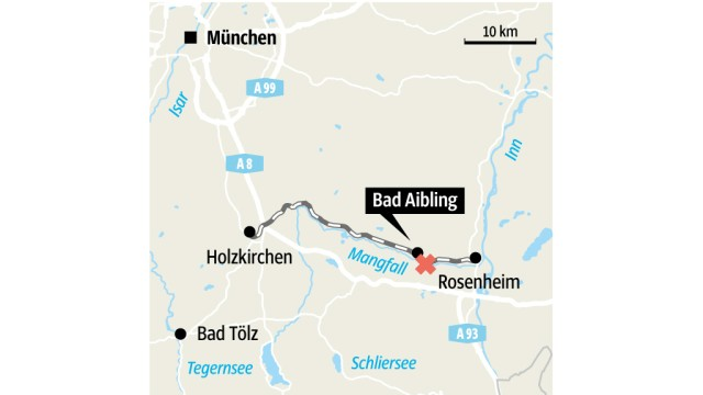 Bahn Unfall Bei Bad Aibling Zu Fuß Zur Katastrophe