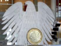 Bundestag vor Abstimmung über Euro-Rettungsschirm