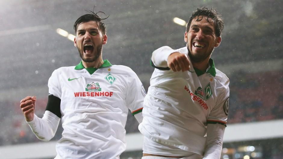 Bayer Leverkusen v Werder Bremen - DFB Cup