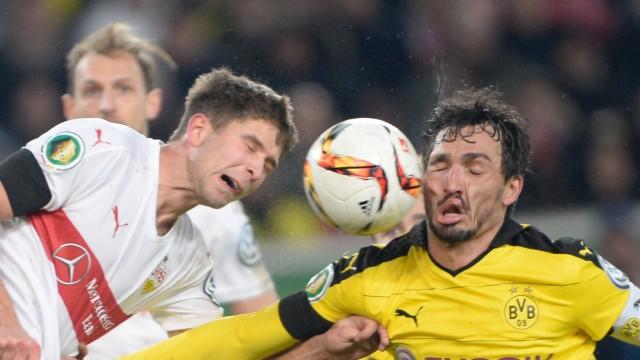 VfB Stuttgart - Borussia Dortmund 1:3