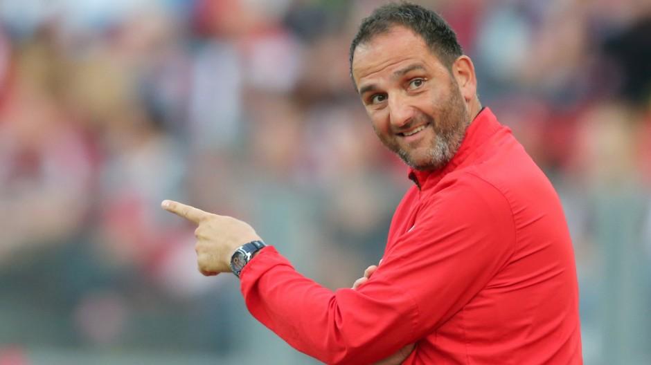 1. FC Heidenheim - Frank Schmidt