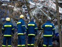 At Least Nine Dead In Bavaria Train Crash