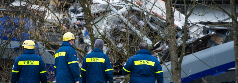At Least Nine Dead In Bavaria Train Crash