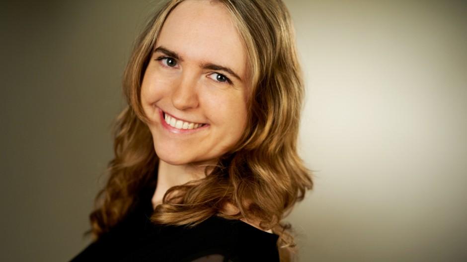 Portrait; Katharina Maier