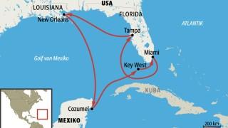 Golf von Mexiko Golf von Mexiko