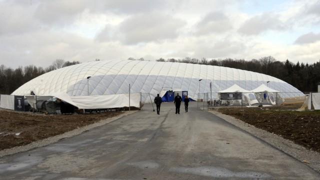 Grünwald Flüchtlinge