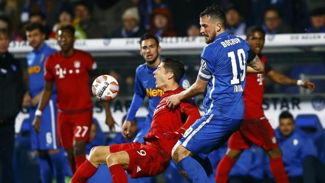 VFL Bochum v Bayern Munich, German Cup