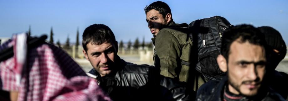 Türkei Türkei in der Flüchtlingskrise