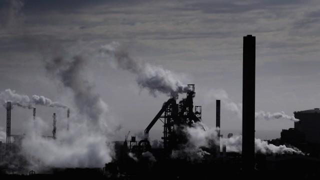 Feinstaub Luftverschmutzung wirkt nach