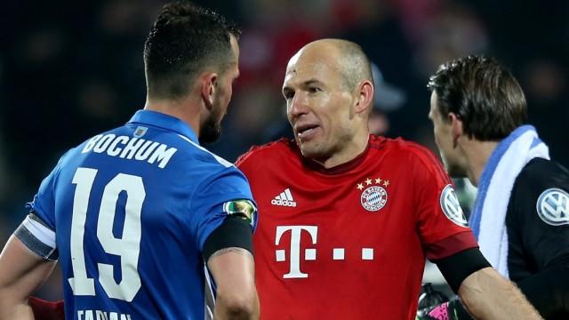 VfL Bochum v Bayern Muenchen - DFB Cup
