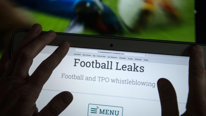 Internet-Plattform Football Leaks