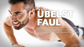 Werbekampagne Polizei Bayern