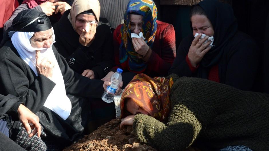 Türkei Kurden