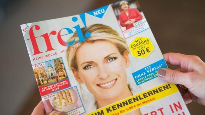 Zeitschrift 'frei!'