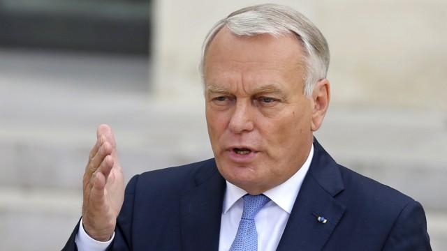 Frankreich Kabinettsumbildung