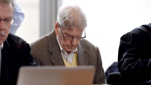 Prozessauftakt gegen einen früheren Auschwitz-Wachmann