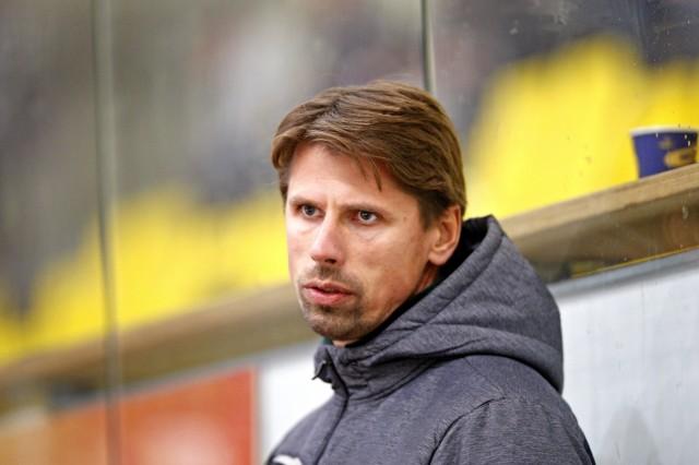 EHC Klostersee Trainer Andzejs Mitkevics