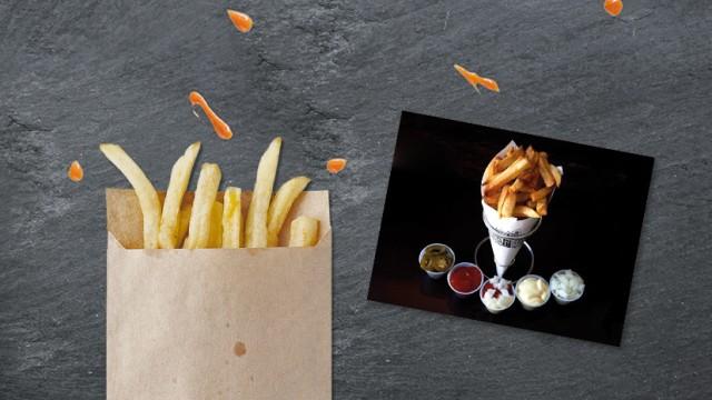 Kinderzeitung Pommes frites