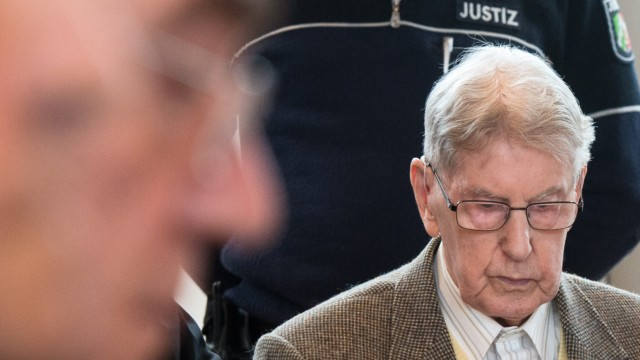 Prozess gegen früheren Auschwitz-Wachmann