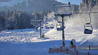 Wintersport am Blomberg bei Bad Tölz, 2012