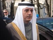 Saudi-Arabiens Außenminister