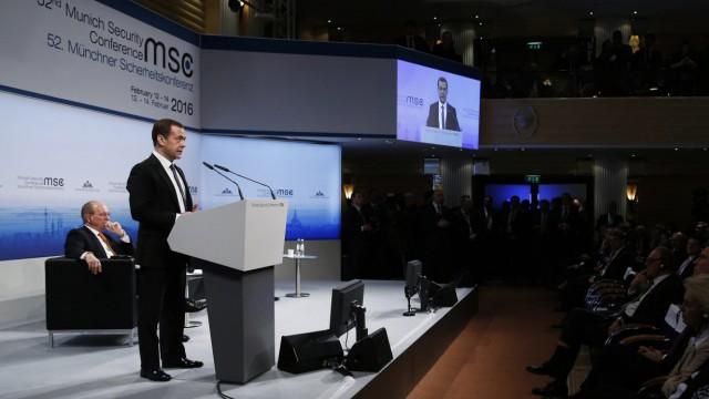 Münchner Sicherheitskonferenz Münchner Sicherheitskonferenz