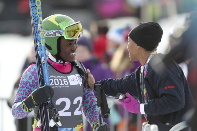 2016 Winter Youth Olympic Games - Day Two