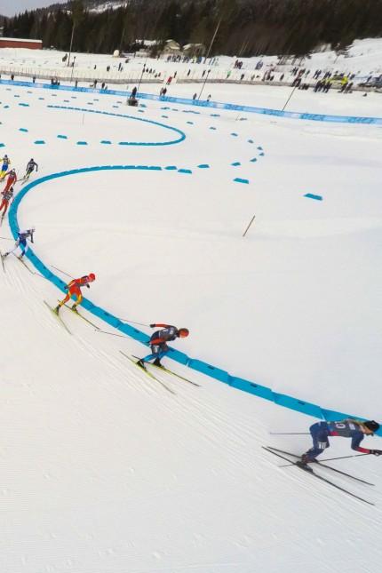 Wintersport Olympische Jugendspiele