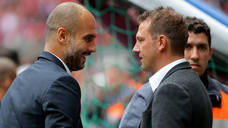 Samstag 09 05 2015 1 Bundesliga Saison 2014 2015 32 Spieltag FC Bayern Muenchen FC Augsburg