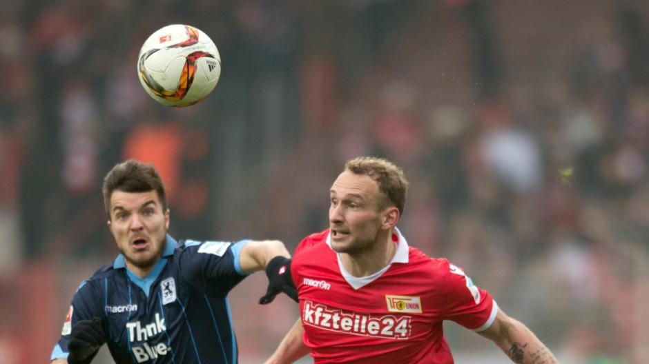 1. FC Union Berlin - TSV 1860 München