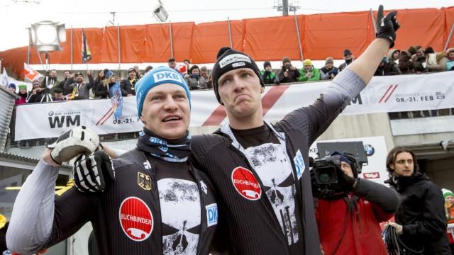 Bobsleigh World Championships in Igls