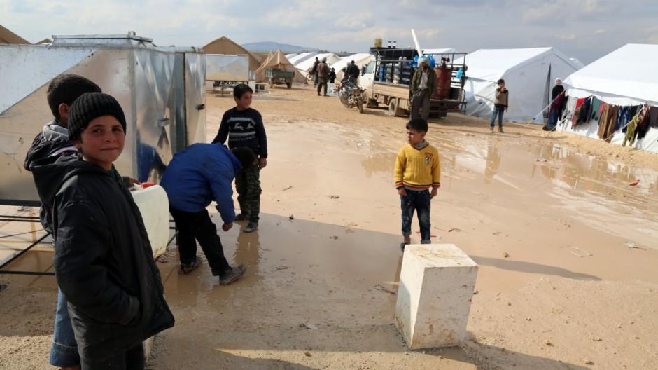 Flüchtlingskrise Flüchtlingskrise