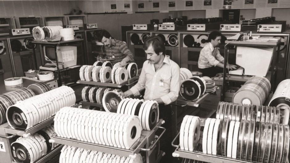 50 Jahre IT-Dienstleister Datev