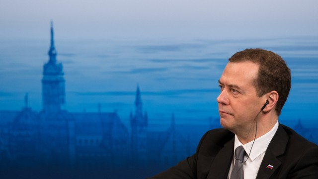 Medwedew, Münchner Sicherheitskonferenz