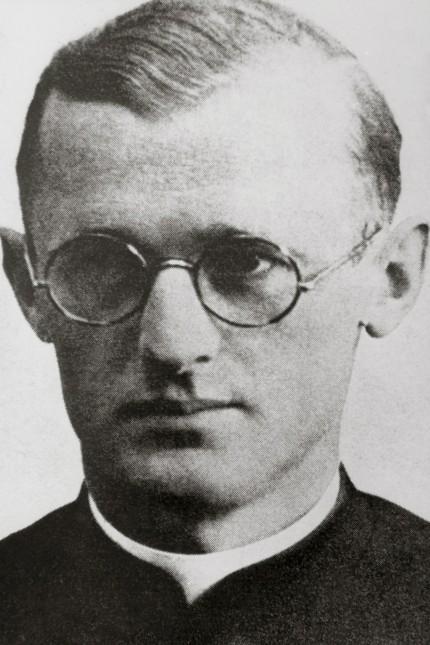 Der 'Engel von Dachau', Pater Engelmar Unzeitig, wird in Wuerzburg seliggesprochen