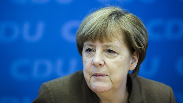 Angela Merkel Flüchtlinge