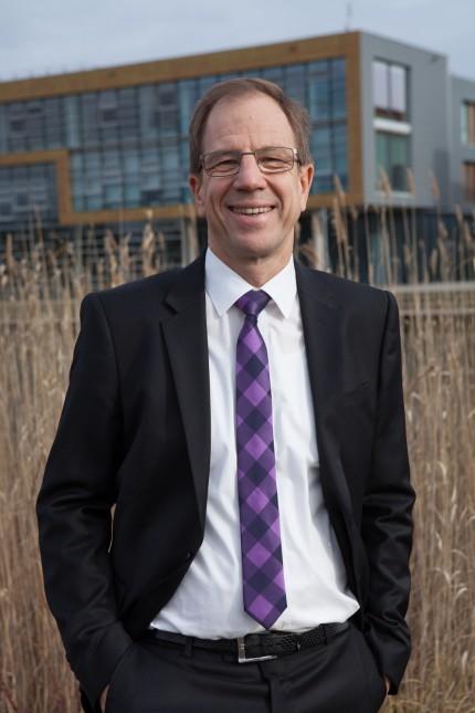 Infineon-Chef Reinhard Ploss, Vorstandsvorsitzender der Infineon AG