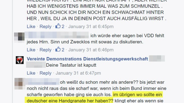 Facebook Hatespeech